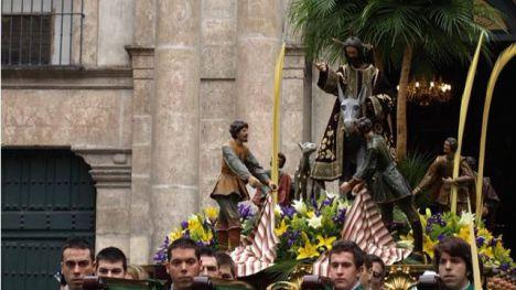 Los devotos rezarán esta Semana Santa más de lo normal