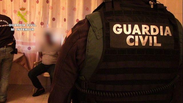 La Guardia Civil ha detenido al homicida que atropelló a su pareja en Santa Cruz del Retamar