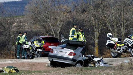 Mueren tres personas menos que el año pasado en Semana Santa en las carreteras