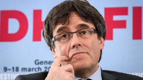 La Fiscalia Alemana da malas noticias a Puidgemont