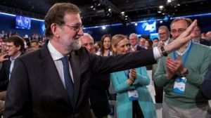 Rajoy ataca sin miramientos a C's en su Convención