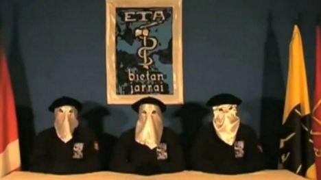 ETA pide disculpas por los daños causados al pueblo vasco