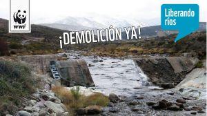 Liberen los ríos de las presas