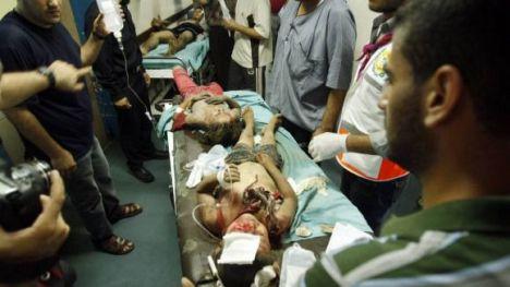 Gaza si es una crisis humanitaria