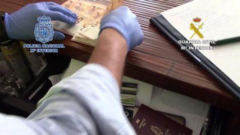 Intervenidos 170 kilos de marihuana ocultos en un tráiler entre palés de lechuga