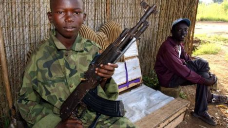 Con estos ya suman 806 los niños soldados liberados este año