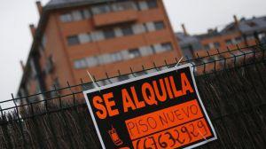La demanda del alquiler cae en picado