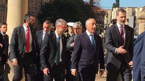 El Rey defiende en Salamanca una Universidad reformada y actualizada