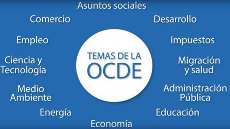 La OCDE insiste en ponernos deberes