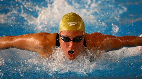 Mireia Belmonte es la abanderada de los Juegos Mediterráneos Tarragona 2018
