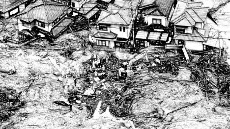 Más de un centenar de muertos en Japón por inundaciones