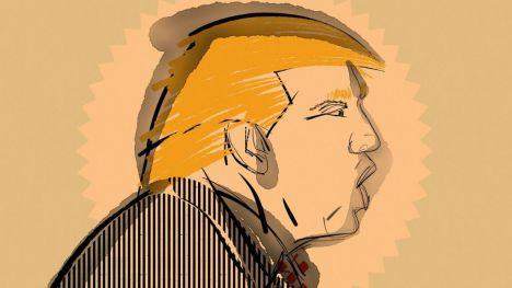La visita de Trump a Helsinki le pasa factura