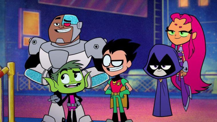 Teen Titans GO: La película