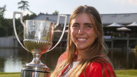 Asesinada en EE.UU. la golfista española Celia Barquín