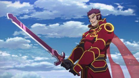 Sword Art Online: Ordinal Scale