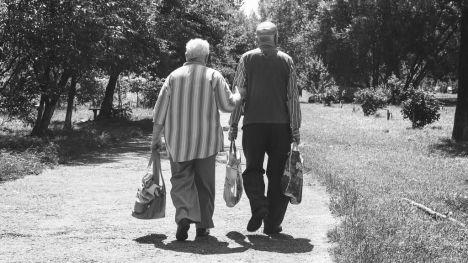 La pensión media de jubilación asciende a 1.106,18 euros mensuales