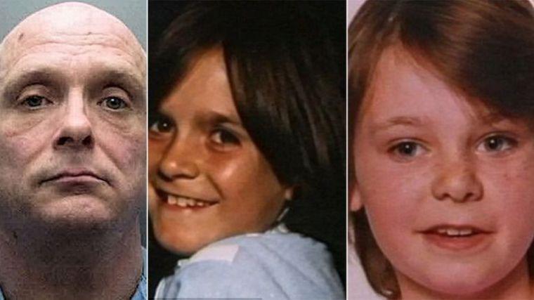 Violadas y estranguladas, así murieron dos niñas inglesas hace 32 años