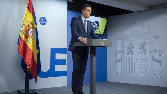 Sánchez pone en valor las consultas ciudadanas en Europa