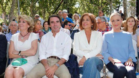Aguirre, Cifuentes y políticos, funcionarios y empresas imputados por corrupción