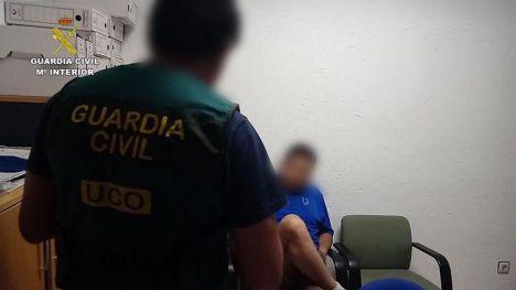 Detenido en Madrid un ciudadano peruano acusado de violar a su hija durante al menos 4 años