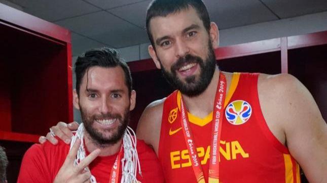 Marc y Rudy entran en el selecto 'Club de los Bicampeones del Mundo'