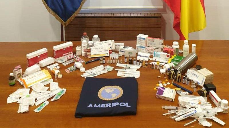 Detenidas 11 personas del mundo del ciclismo por traficar con sustancias dopantes