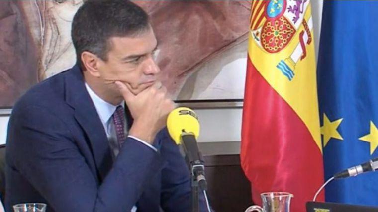 Sánchez advierte que el 155 'se puede aplicar sin problemas con un Gobierno en funciones'