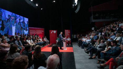 Sánchez pide 'un esfuerzo más' para conseguir un Gobierno socialista en solitario