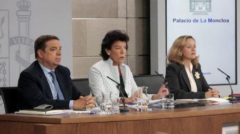 Celaá: 'El gobierno hace frente a los desafíos nacionales e internacionales con sentido común, confianza y determinación'