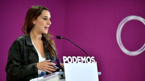 Unidas Podemos 'única garantía' para blindar los derechos de la gente