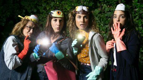 Pilar Castro, Mariola Fuentes y Julia Molins se incorporan a 'Señoras del (h)AMPA' en su segunda temporada