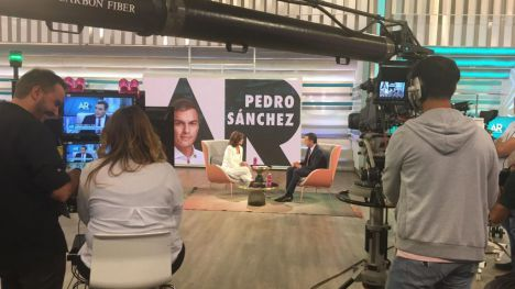 Sánchez: 'No hay tiempo que perder. Los españoles merecen un Gobierno que funcione'