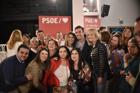 """Susana Díaz asegura que en Andalucía vemos el """"rostro más cruel de la derecha"""""""