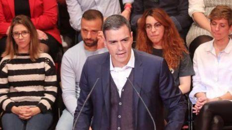 Sánchez emplaza a Torra a condenar de una vez la violencia en Cataluña