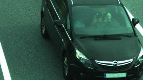 La DGT recauda más de un millón de euros al día en multas