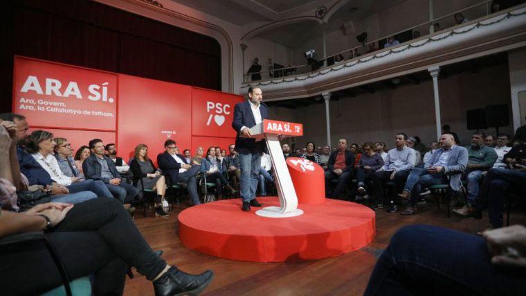 Ábalos: '¿Quién puede gobernar España si no es el PSOE? ¿El PP con el apoyo de los franquistas?'
