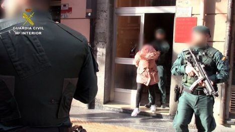 Liberadas tras ser explotadas, drogadas y controladas por cámaras en Barakaldo y Roma