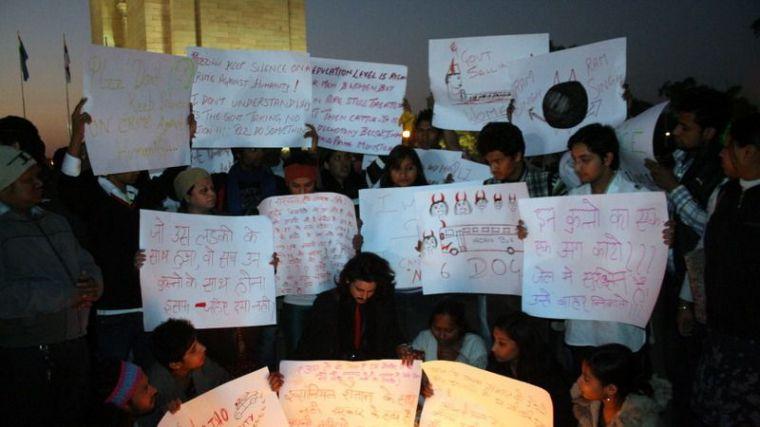Cuatro hombres morirán ahorcados en Nueva Delhi por violar a una joven