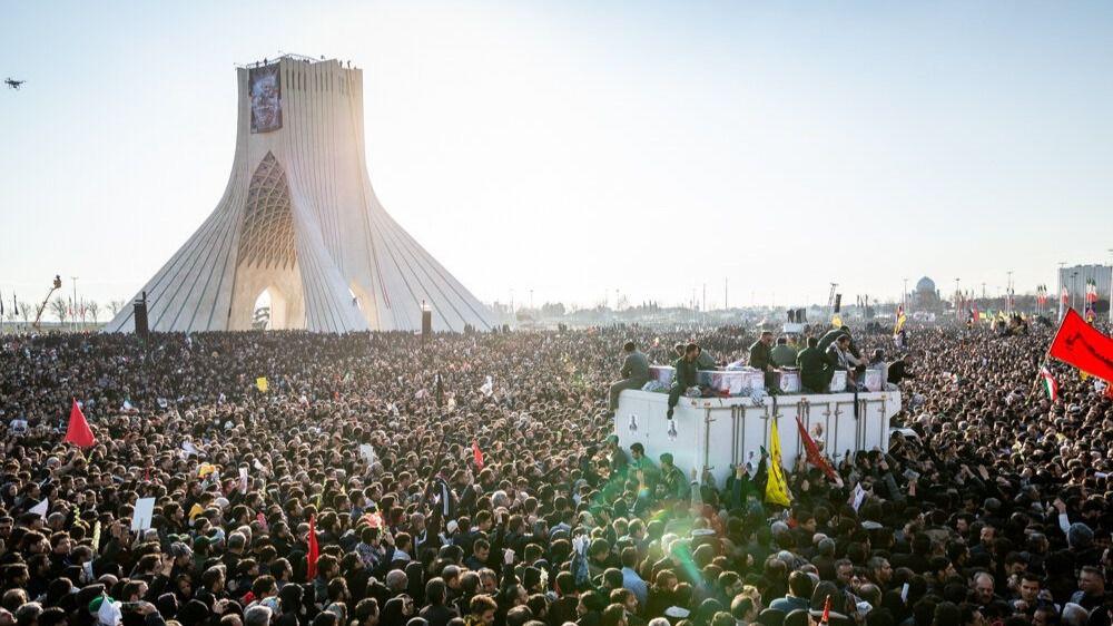 Irán responde: Ataca con misiles a dos bases militares de EEUU en Irak