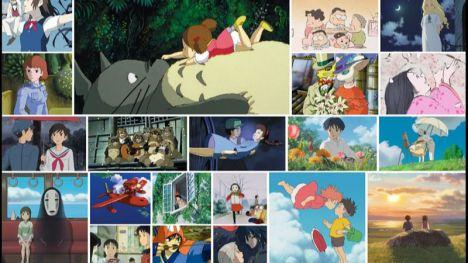 Netflix apuesta por la animación con 21 'obras maestras' de Studio Ghibli