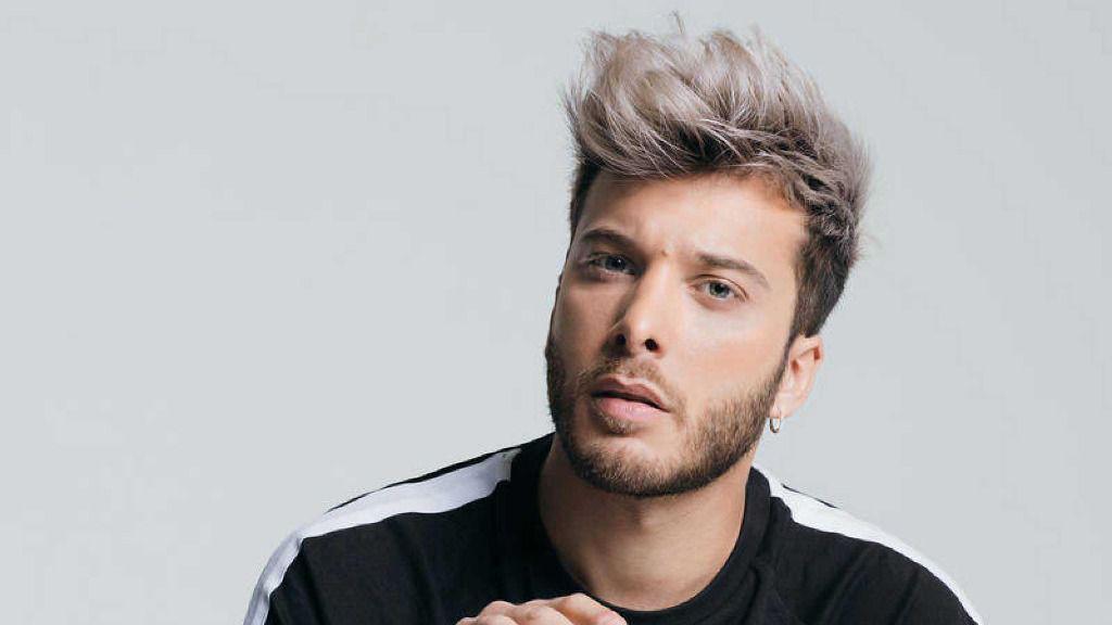 Blas Cantó desvela el título de su canción para el Festival de Eurovisión 2020: 'Universo'