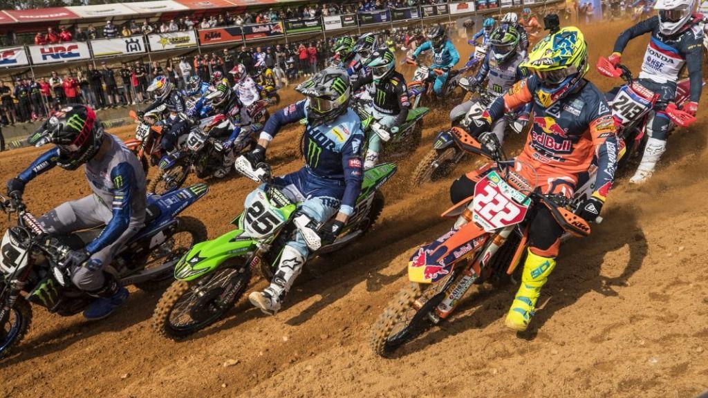 El mundial de motocross llega a Madrid