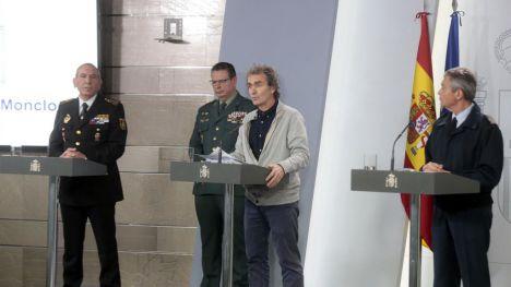Covid-19: Casi 14.000 infectados en España y 558 fallecidos