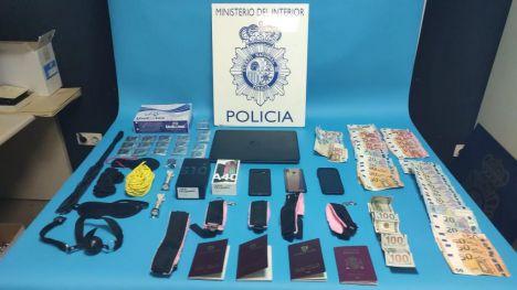 Liberadas en Córdoba tres mujeres tras ser secuestradas y obligadas a ejercer la prostitución