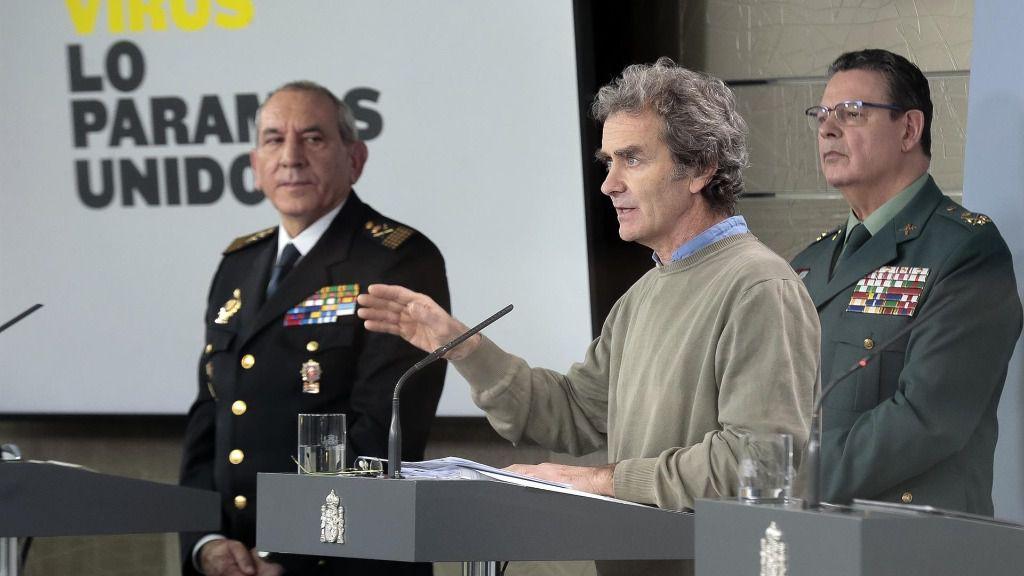 España contabiliza 1.720 muertos por coronavirus y supera los 28.500 infectados