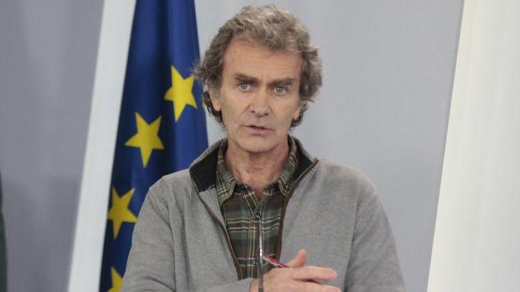 España registra un nuevo récord de 514 muertos en un día
