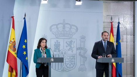Robles y Ábalos a Casado: 'ya habrá tiempo de discutir' cuando la pandemia pase