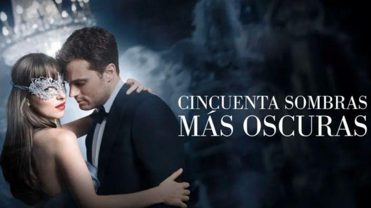 Telecinco libera el próximo lunes las 'Cincuenta sombras más oscuras' de Christian Grey