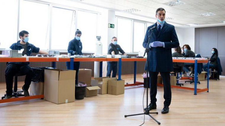 Sánchez pide 'constancia' en las 'medidas duras y complicadas' antes de alargar el estado de alarma