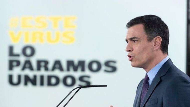 Sánchez prolonga el estado de alarma y pide 'unidad' para hacer frente a la 'crisis de nuestras vidas'